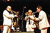 Eine heiße Jazznacht mit Chris Barber und der Jazz Connection