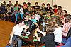 Grundschulbesuch aus Hem im Rathaus Wiehl