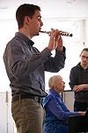 Klassisches Konzert im Seniorenzentrum Bethel