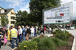 Spatenstich zur Umgestaltung der Homburger Straße