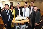 25 Jahre Partnerschaft Wiehl-Yoqne'am