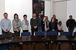 Schülerinnen und Schüler der Hellen-Keller-Schule bringen zum 9. Mal weihnachtliche Besinnlichkeit ins Rathaus