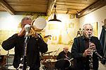 Start des Wiehler Jazzfrühschoppen