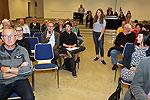 Fachvortrag und Diskussion zum Thema Schulbau der Zukunft