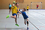 Handballturnier der Grundschulen