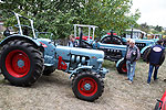 16. Historisches Oldtimer-Traktorentreffen in Hengstenberg