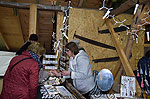 Scheunenweihnachtsmarkt am 1. Advent in Dicks Scheune