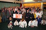 Spendenübergabe an Homburger Vereine