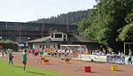 Leichtathletik der Grundschulen im Stadion