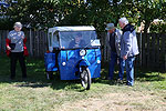 17. Historisches Oldtimer-Treckertreffen in Hengstenberg