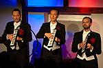 Hamburger Musik-Comedy-Trio Bidla Buh