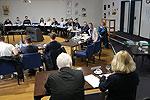 Abschlussveranstaltung im Ratssaal
