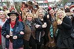Weiberfastnacht: Bielsteiner Jecken im Wild West Wiehl